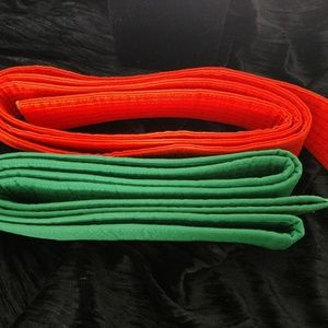 Other - Karate belts